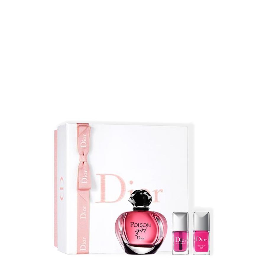 13a2540a8497 Coffret Poison Girl DIOR Coffret Poison Girl Eau de Parfum 50 ml ...