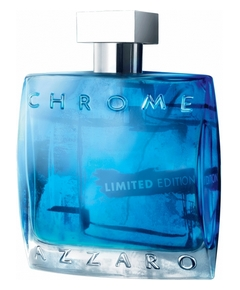 azzaro chrome edition limitee