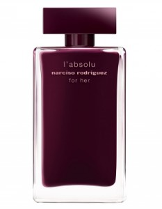 narciso for her l'absolu