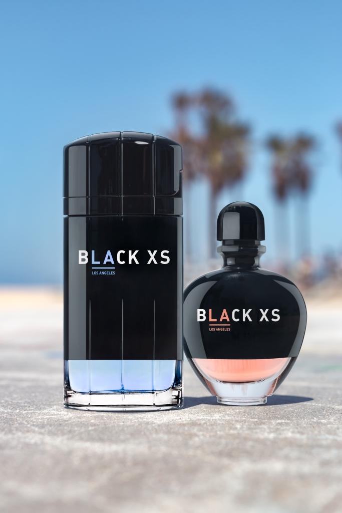 Black XS et Black XS pour Elle édition Los Angeles