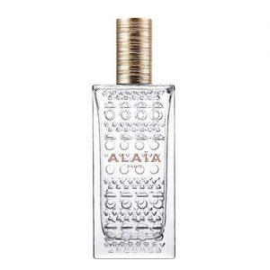alaia eau de parfum blanche, le nouveau parfum 2017 par Alaia