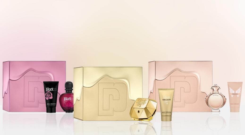 Noël 2018 : Les Plus Beaux Coffrets Paco Rabanne Femme L'Édition Limitée des Parfums Cultes pour Femme