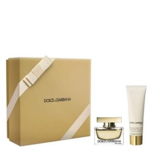 Coffrets Parfums Femme The One Dolce Gabbana