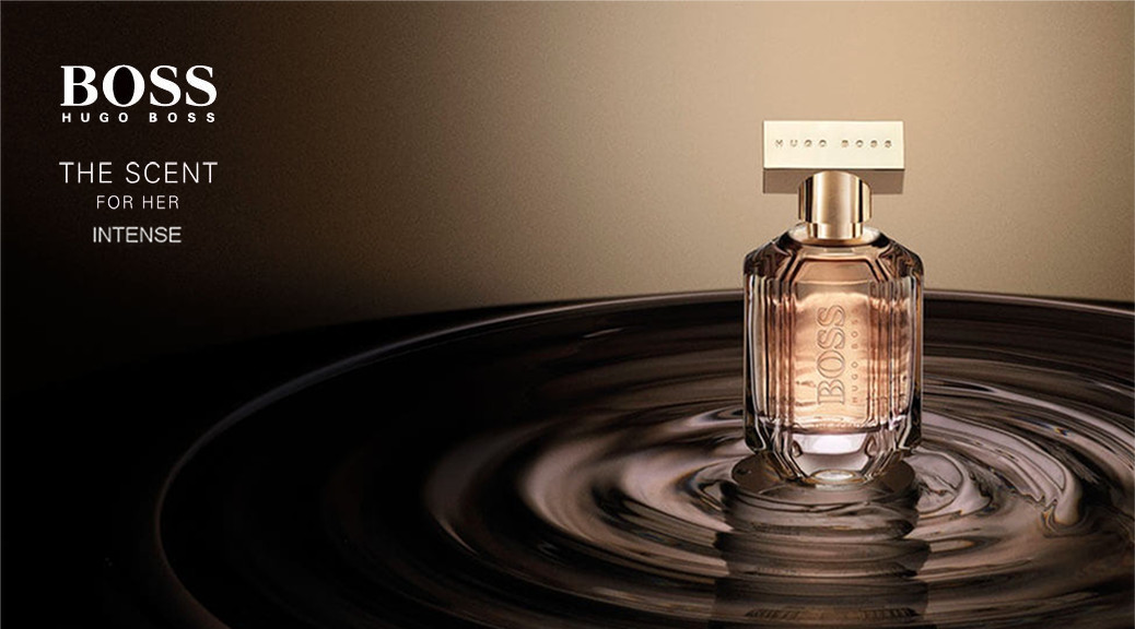Boss The Scent For Her Intense Hugo Boss Oui Le Mag