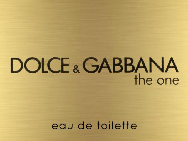 The One Eau de Toilette