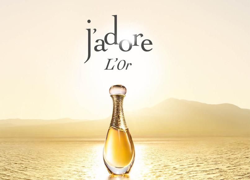 J'adore L'Or Le Parfum Pour Femme de Dior