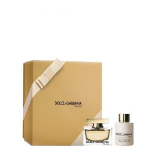 Coffrets Parfums Femme Dolce & Gabbana The One