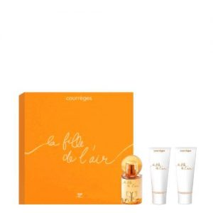Coffrets Parfums Femme Courrèges La Fille de L'Air