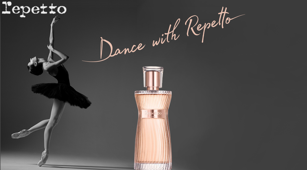 Dance With Repetto Le Nouveau Parfum pour Femme de Repetto