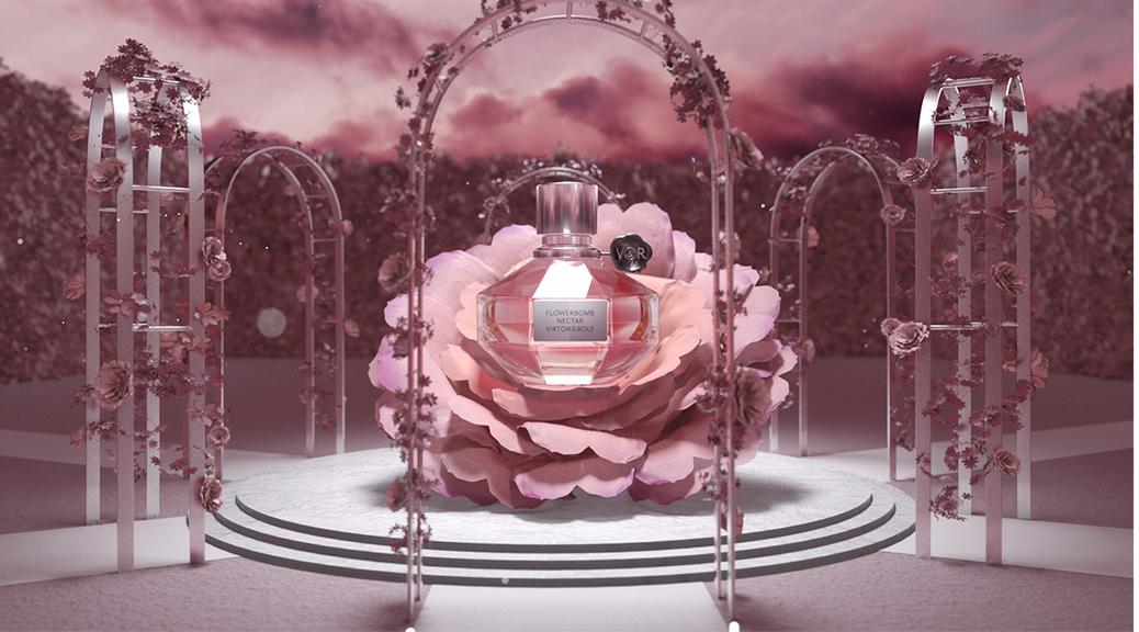Flowerbomb Nectar Le Nouveau Parfum pour Femme de Viktor & Rolf