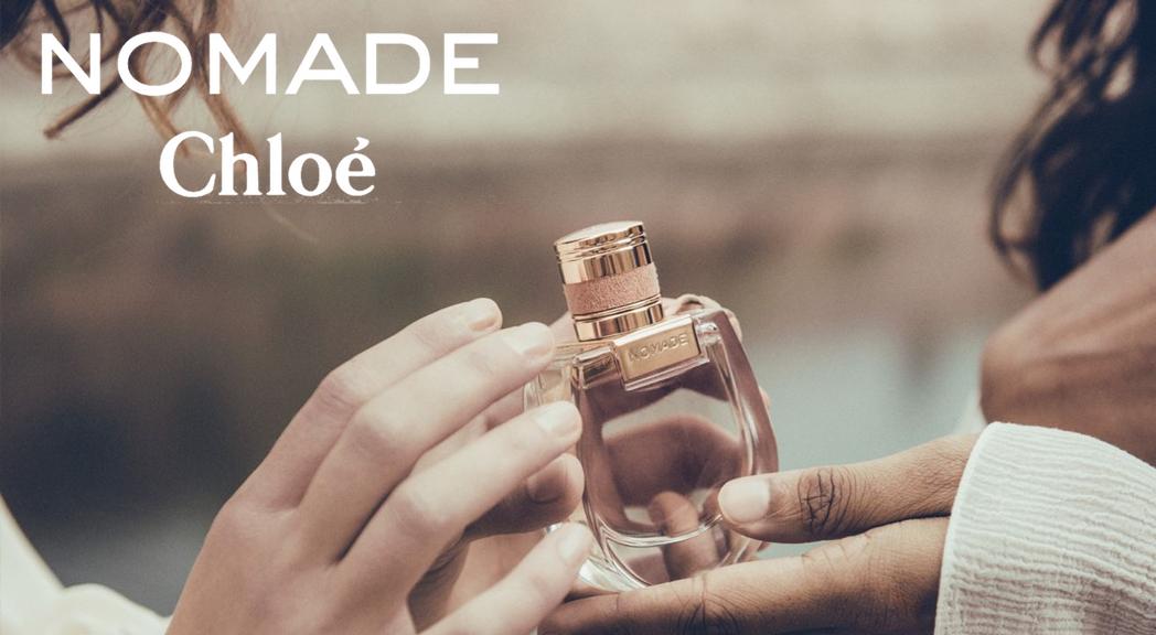 Nomade Chloé Le Nouveau Parfum Pour Femme de Chloé