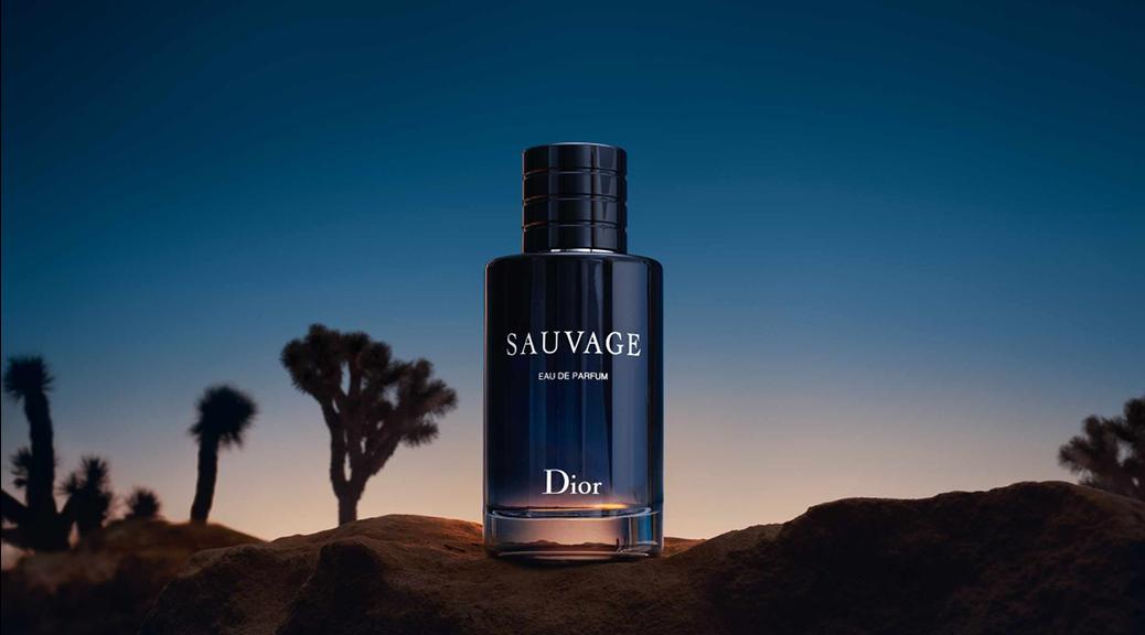 Sauvage Eau de Parfum Le Nouveau Parfum pour Homme de Dior