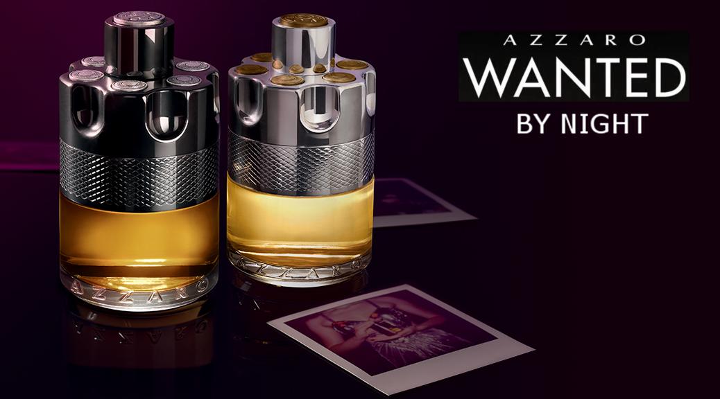 Wanted By Night Le Nouveau Parfum pour Homme de Azzaro