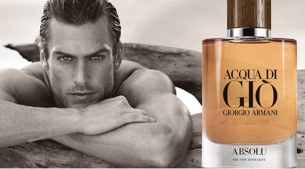 Acqua di Gio Absolu Le Nouveau Parfum pour Homme Giorgio Armani
