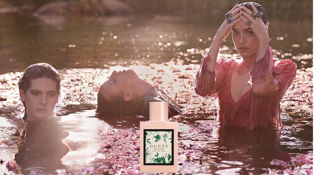 Gucci Bloom Acqua di Fiori La Nouvelle Eau de Toilette pour Femme de Gucci
