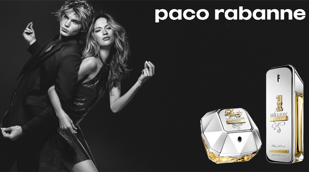 Lady Million Lucky & 1 Million Lucky Les Nouveaux parfums de Paco Rabanne