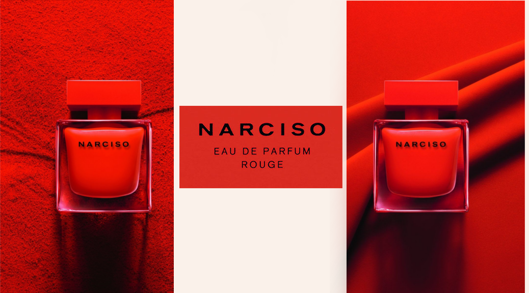 Narciso Rouge Le Nouveau Parfum pour Femme de Narciso Rodriguez