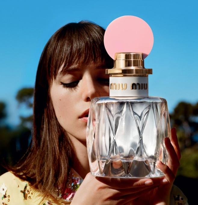 Miu Miu Fleur d'Argent La Nouveauté parfum femme de Miu Miu