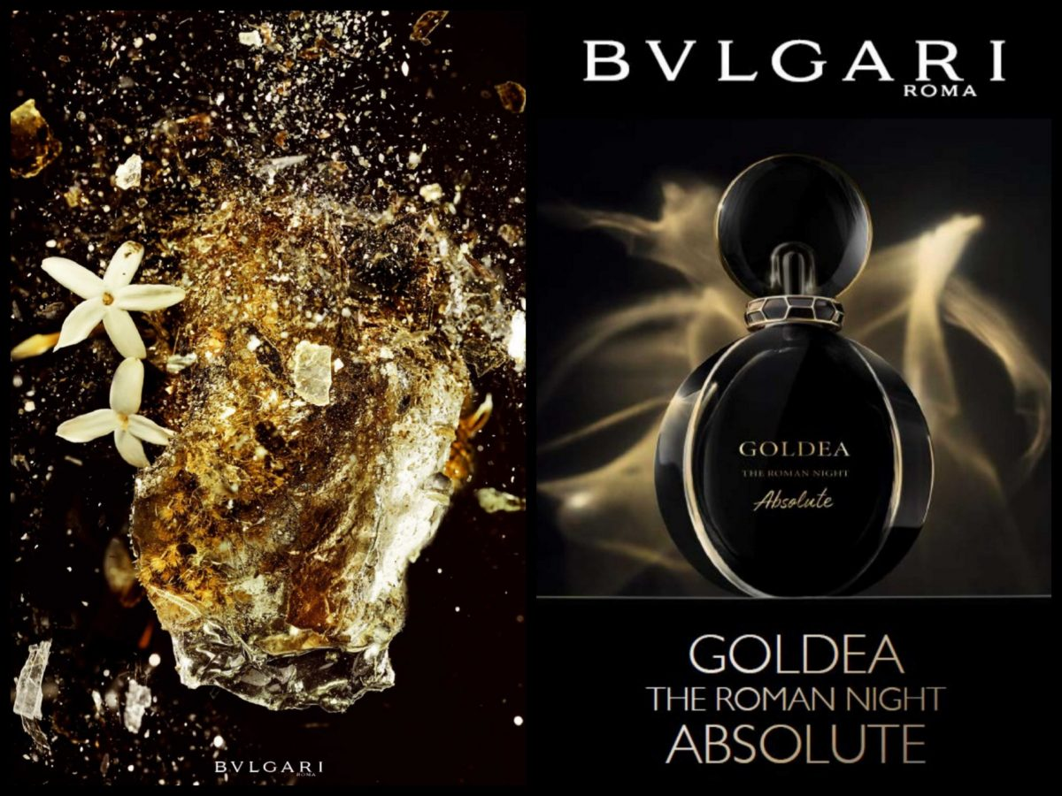 Goldea The Roman Night Absolute Le Nouveau Parfum pour Femme de Bulgari