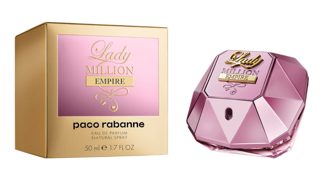 Lady Million Empire Paco Rabanne