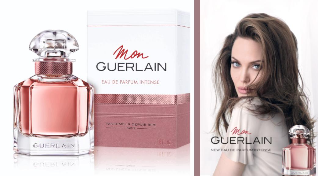 Mon Guerlain Intense Le nouveau parfum pour femme de Guerlain