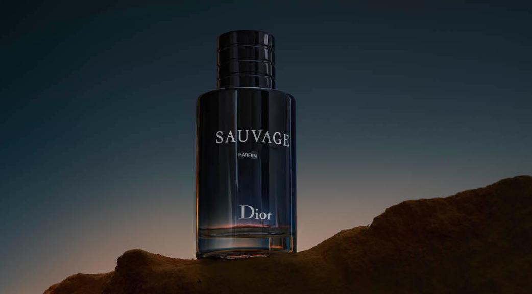 Sauvage Parfum Le nouveau Parfum pour Homme de Dior