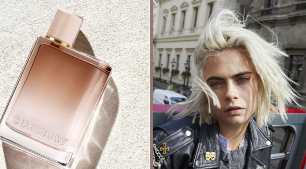 Her Intense Le nouveau parfum pour femme de Burberry