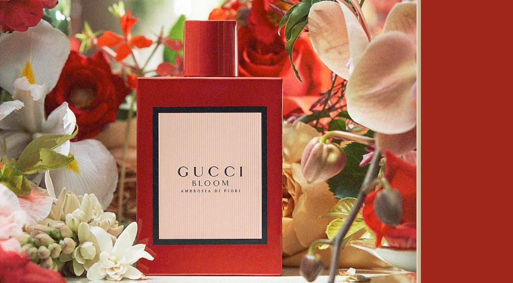 Gucci Bloom Ambrosia di Fiori Le nouveau parfum pour femme de Gucci