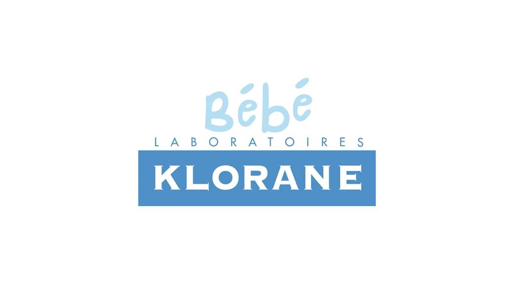 Soins Klorane Bébé