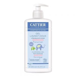 Gel Lavant Bébé Cattier