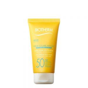 Crème Solaire Anti-âge